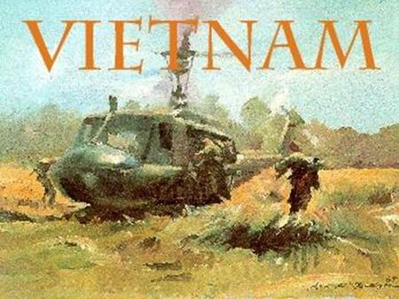 Vietnam was the longest war the United States ever fought – 15 years.