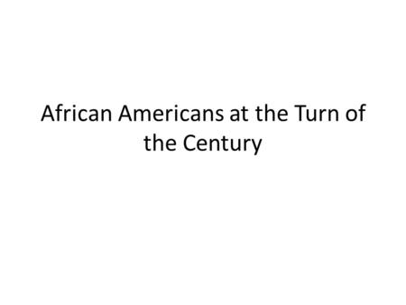african american after the civil war essay Gives a story like depiction of the american civil war at the battle of gettysburg  american dream of african american soldiers after wwi words:  war essay.