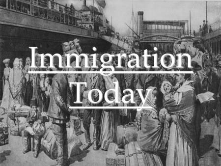 Immigration Today. The 1977 Charter for Multicultural Australia Multiculturalism was introduced in 1973Multiculturalism was introduced in 1973 Became.