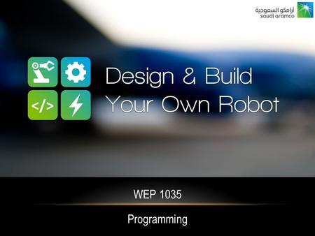 WEP 1035 Programming WEP 1035. AGENDA Introduction to Mbed Registration on Mbed Developer Website Hello World/Blinky Program Electrical Schematic Overview.
