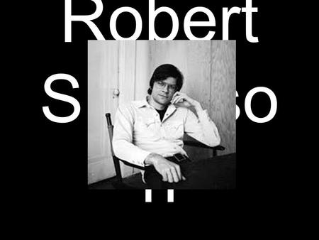 "Robert Smithso n. ""For over thirty years and at the onset of the 21st Century, Robert Smithson remains one of the most influential and original artists."