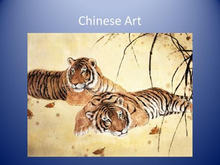 Chinese Art. Use OPTICS What common theme do you see in the previous two paintings? What does this tell you about Chinese culture?