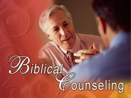 "The Ministry of Counseling I. How can Jesus be seen as the model counselor? A. Jesus was called the ""Wonderful Counselor"" (Is. 9:6). 1. He counseled Nicodemus."