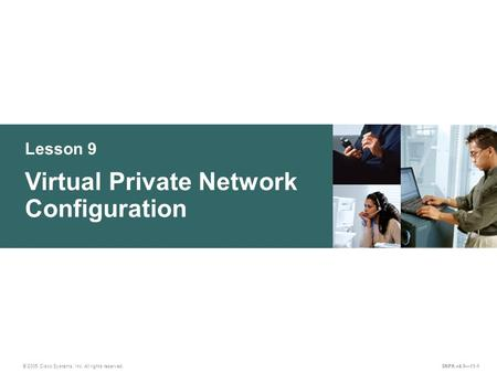 Virtual Private Network Configuration