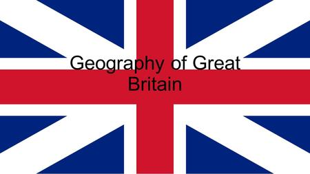Geography of Great Britain. England vs. GB vs. UK.