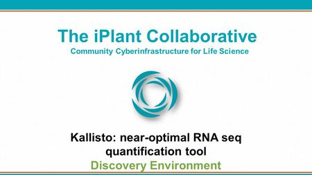 The iPlant Collaborative