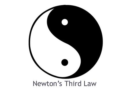 Newton's Third Law. Forces Contact Forces – Normal, Tension, Friction, Applied, etc. Action-at-a-Distance Forces – Gravity, Electromagnetism Any two objects.