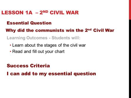 why did south lose civil war and did north win
