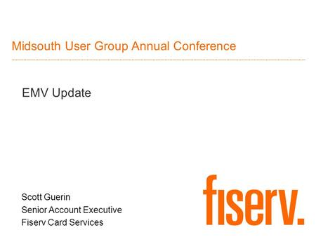 Midsouth User Group Annual Conference
