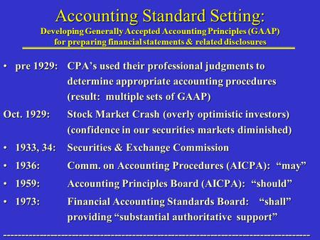 generally accepted audition standards The international auditing and assurance standards board is an independent standard-setting body that serves the public interest by setting high-quality international standards for auditing, assurance, and other related areas.