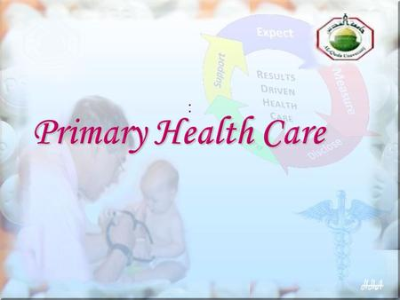 Primary Health Care :.