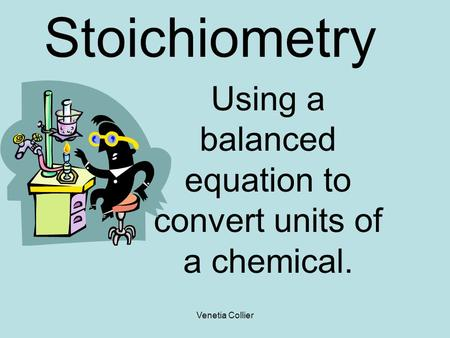 Steps To Solving Stoichiometry Problems