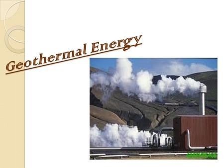 Geothermal Energy. How Is The Energy Converted Into A Usable Form Of Energy? After the water and how steam have been used, they are reinjected back into.