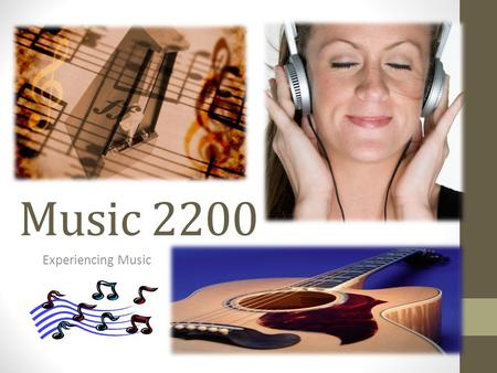 Music 2200 Experiencing Music. Chapter 7: Making Musical Decisions Section 7.3-Theme and Variations  Composers, arrangers, and performers sometimes like.