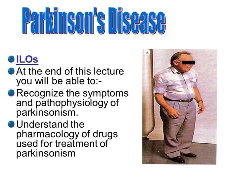 Parkinson's Disease ILOs