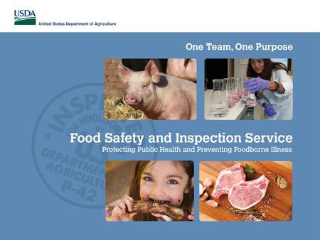 2 Food Safety and Inspection Service A Risk-based Approach to Preventing Listeriosis in the U.S. The FSIS Approach to Listeria monocytogenes Control Daniel.