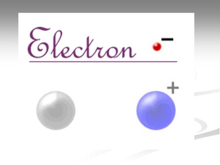 Where are electrons found? Nucleus Least likely Most likely.