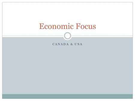 "CANADA & USA Economic Focus. U.S. District Reports – The Beige Book – Oct. 7 Overall – the economy is growing ""modestly"" to ""moderately"" in most districts."
