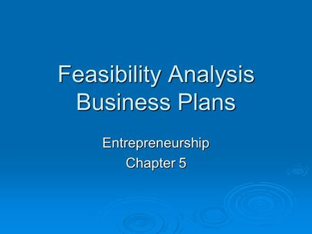 feasibility study about e jeepney Feasibility studies: why and what should they entail p ries asset resource management llc i have been asked to present a paper addressing feasibility studies, as they relate to.