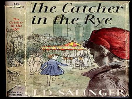 catcher in the rye holdens lousy essay
