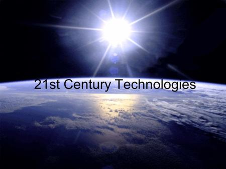 21st Century Technologies. Cellular Phone When Invented and by who The first true cell phone was created in 1973. It was created by Martin Cooper He.