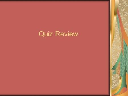Quiz Review. Aryans Language? Practices became which religion? Brought what technologies to India?