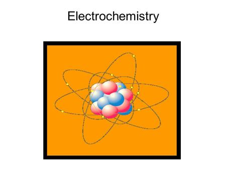 Electrochemistry. Electrochemistry is the study of the relationship between the flow of electric current and chemical changes, including the conversion.