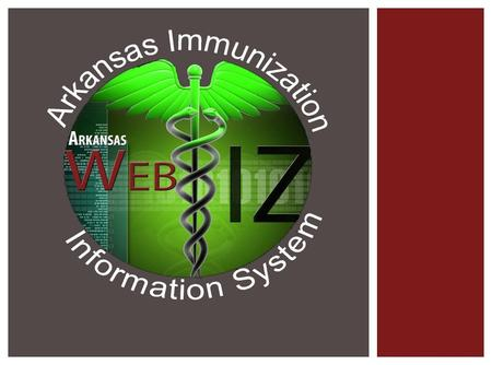 Immunization Inventory Reconciliation Training INTRODUCTION.