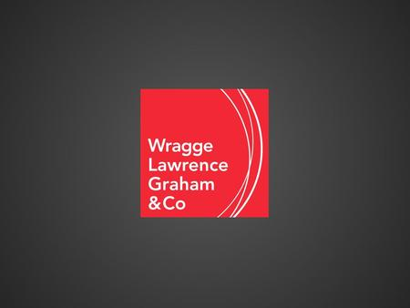 IOSH Midlands South Branch Legal Update 30 September 2015 Andrew Litchfield – Wragge Lawrence Graham & Co LLP.