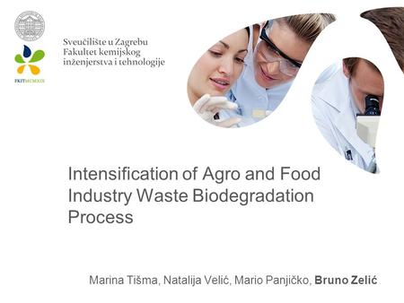 Intensification of Agro and Food Industry Waste Biodegradation Process