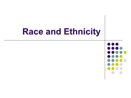 Race and Ethnicity. In the past 25 years there has been a decrease in racial prejudice and discrimination against African Americans. a. Yes b. No.