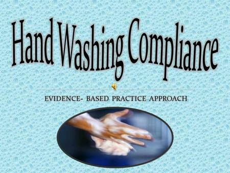 As health care providers, hand washing is an important step in decreasing the spread of infection not only to each other but to our patients. As nurses,