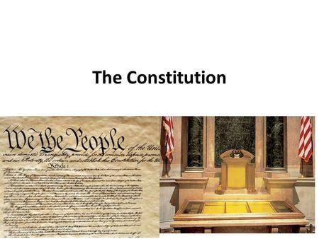 The Constitution. Summarize the arguments for and against ratification of the Constitution. Describe how the Constitution was ratified. Explain the principles.