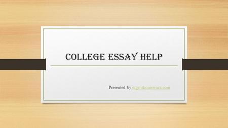 Essay Help 123