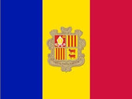  Andorra is a small country in western Europe that borders France and Spain.  Its capital is Andorra La Vella. It is 1,000 miles above sea level. 