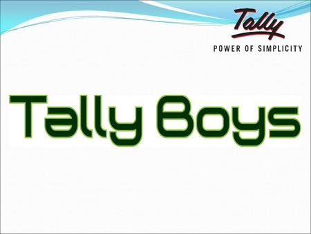 Notepad in Tally www.tallyboys.com This Add-on has been developed to make, important notes related to your business or any kind of important note, which.