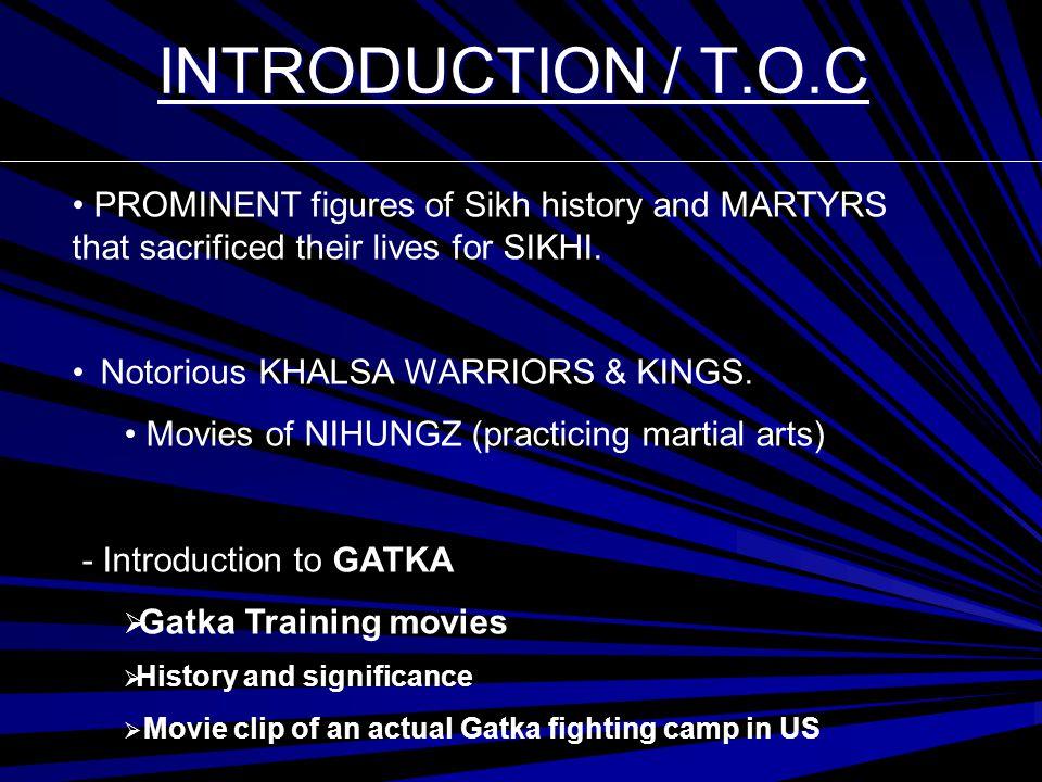 GURU/SIKH MARTYRS Sri Guru Arjan Dev ji The first Sikh Guru to be Martyred by Mughal Emperor Shahjehan (one who built Taj Mahal) for not converting to Islam.