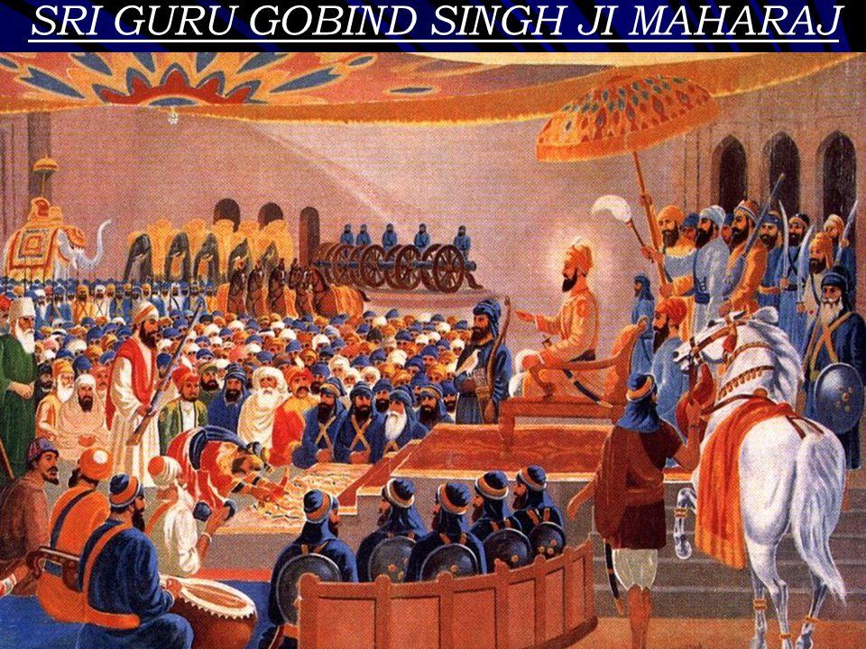 Bhai Bachittar Singh (July, 1699)