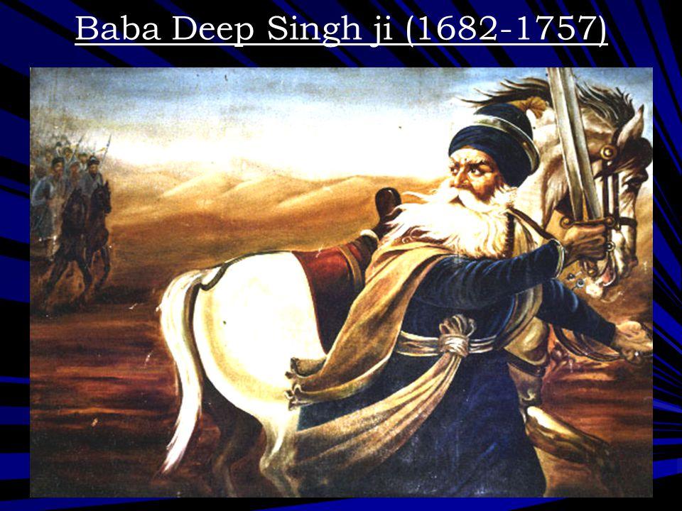 Bhai Banda Singh Bahadur (1708)