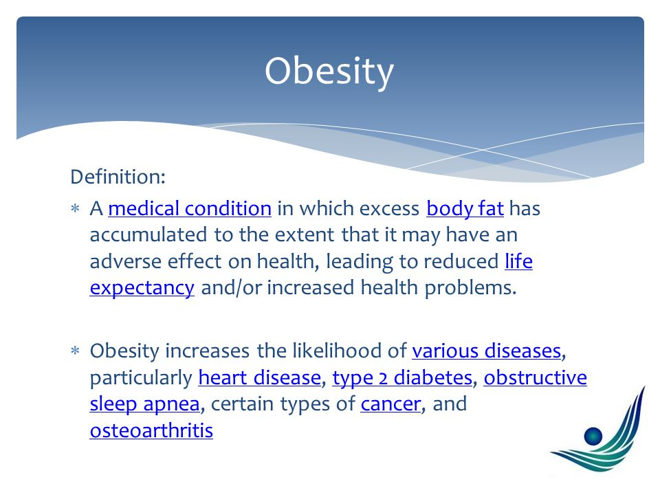  Saudi Arabia ranks #5 in the world for obesity : 35.6 % of the population meet criteria to be declared obese.