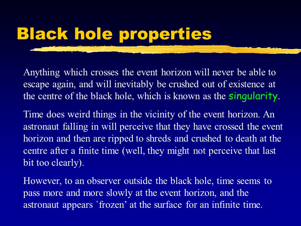 Weird properties of light: what do you see if you orbit a black hole?