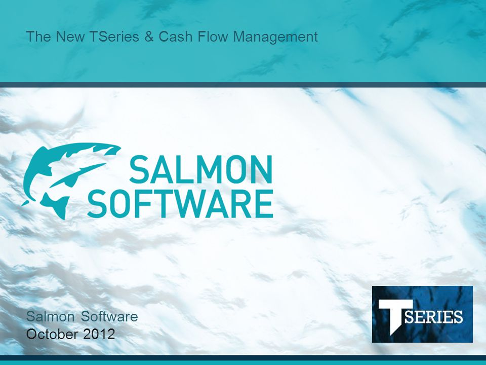 Salmon Software – The Modules Salmon Software October 2012