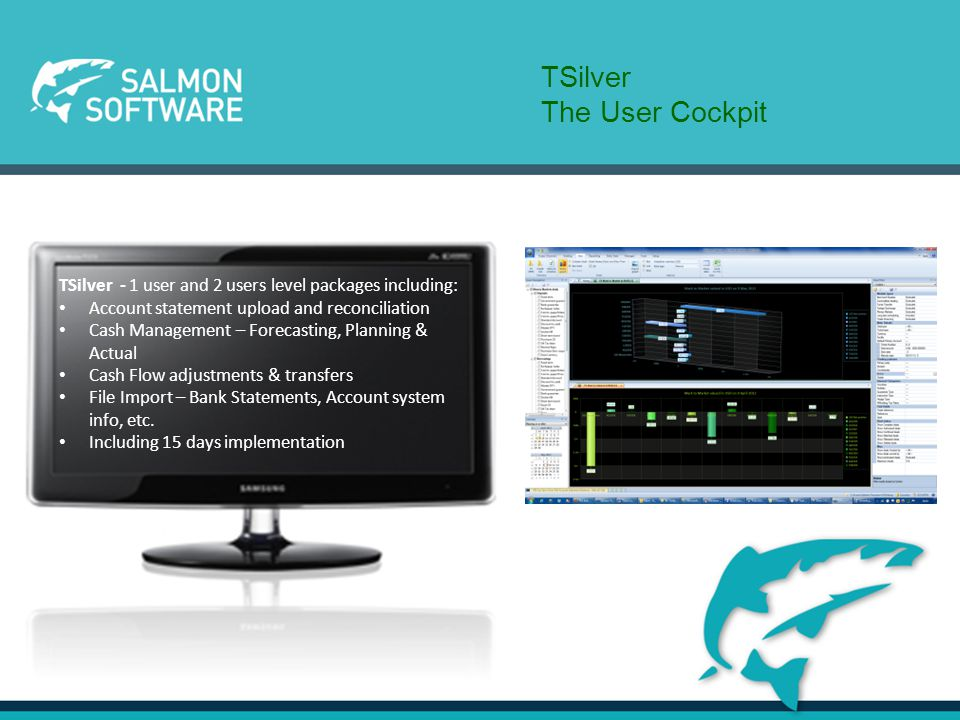 TSeries Functionality across all levels Automated File Import MT940 Import file MT940 Import Mapping made easy