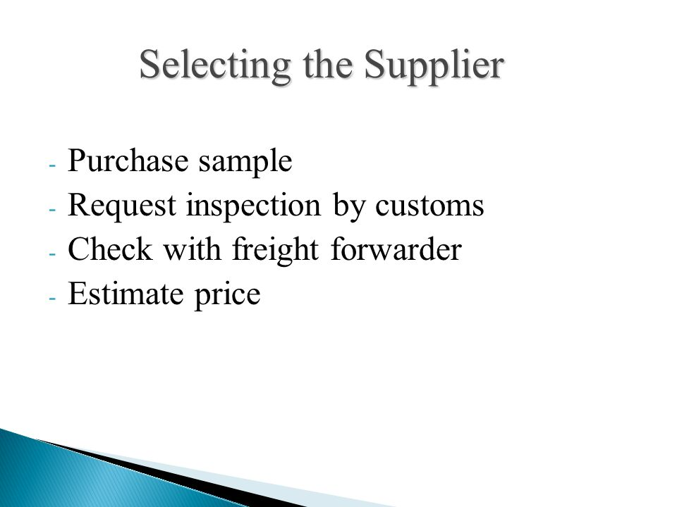 1.Product quality, brand name 2. Market appeal, minimum defects 3.