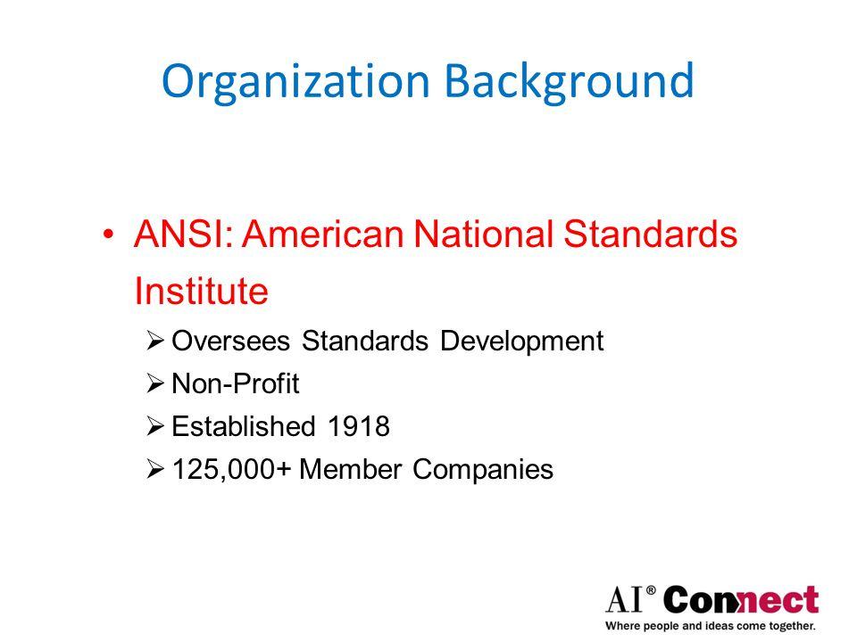 Organization Background NAHB: National Association of Home Builders  Enhance Housing & Building Industries  Provide Affordable & Safe Housing  Established 1942  140,000+ Member Companies