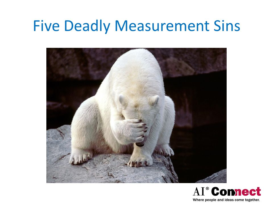 Five Causes of Measurement Errors  Measuring Issues  Missing Gross Living Area (GLA)  Counting Non-GLA  Complex Floor Plans  Inaccessible Measurements