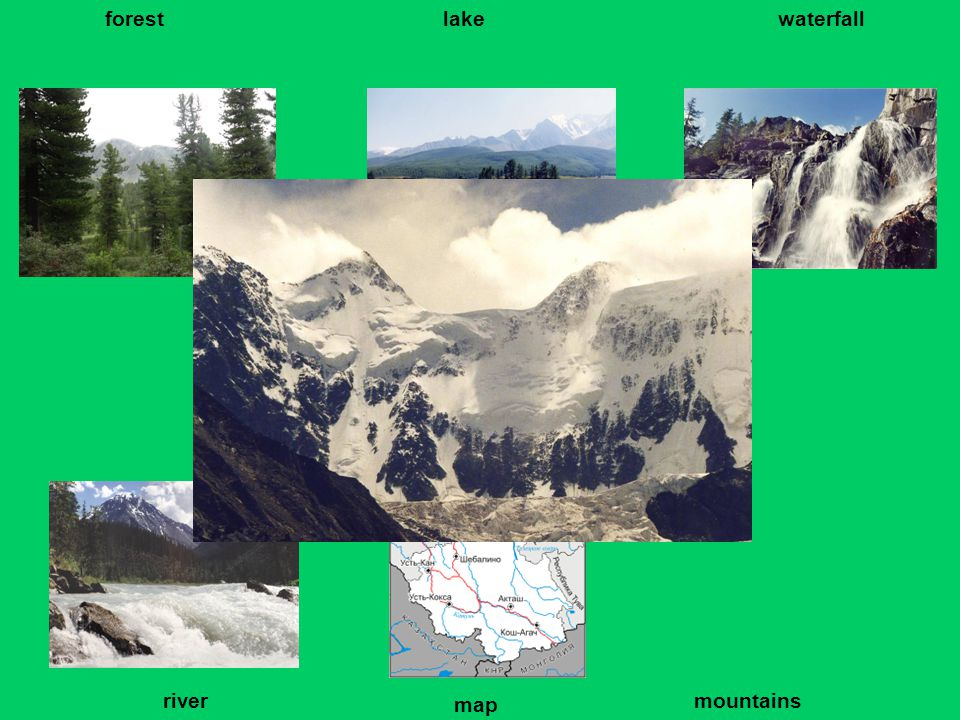 Well Done ! forest lakewaterfall river map mountains next