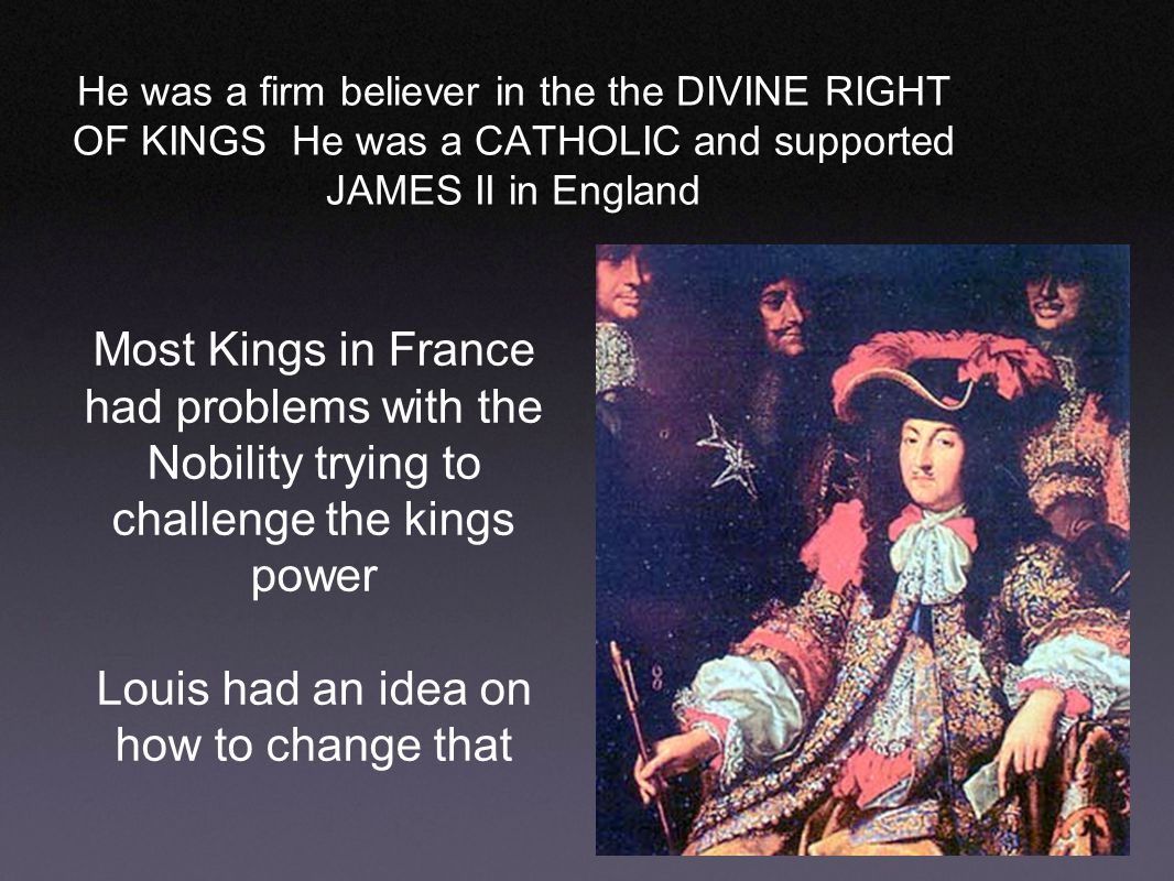 Normally, most important positions in government were bought by Nobles.