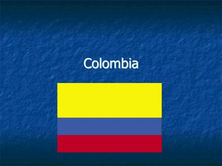 Colombia. Timeline 1830 Consolidation of current territory 1830-1900s partisan civil wars, coalitions and constitutions 1886 Conservative, centralist.