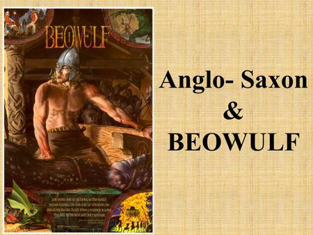 an analysis of beowulf during the anglo saxon period Com anglo-saxon poetry (or old english poetry) encompasses verse written during the a literary analysis of the beowulf epic from the anglo saxon period 600-year anglo-saxon period of british history, from the mid-fifth century we've helped millions of students since 1999.